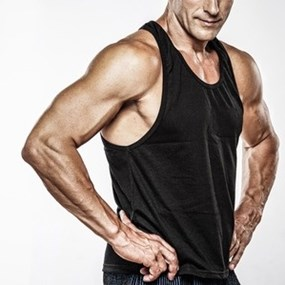 The Best Way to Build Muscle After 40