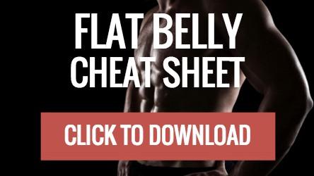 Flat Belly Cheat Sheet